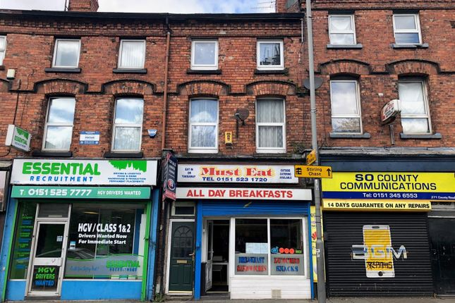 Thumbnail Property for sale in County Road, Walton, Liverpool