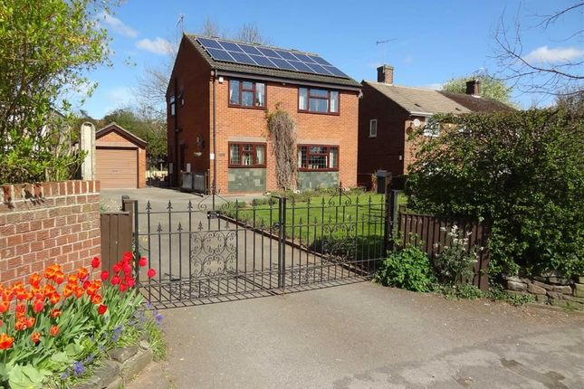Thumbnail Detached house for sale in High Street, Stonebroom, Alfreton