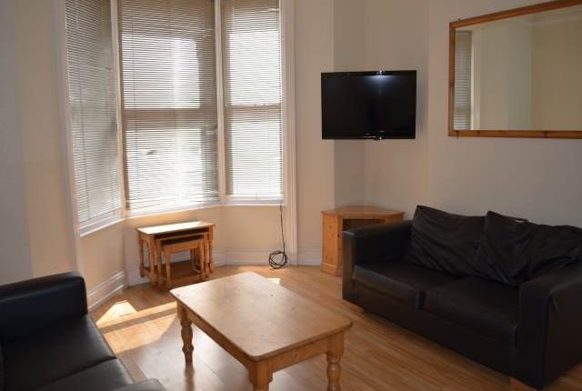 Thumbnail End terrace house to rent in St. Georges Terrace, Jesmond, Newcastle Upon Tyne