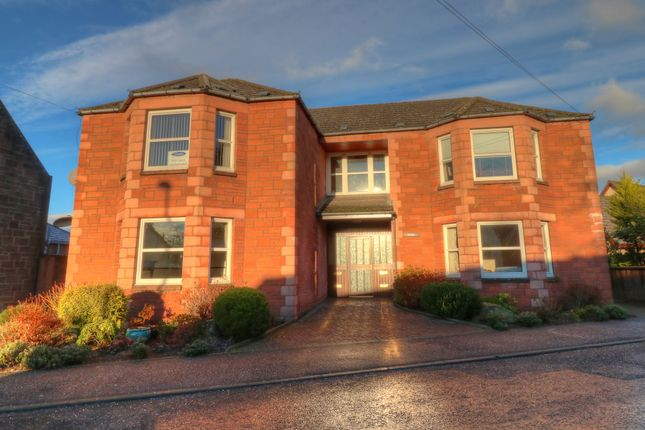 Thumbnail Flat for sale in Dunlappie Road, Edzell, Brechin