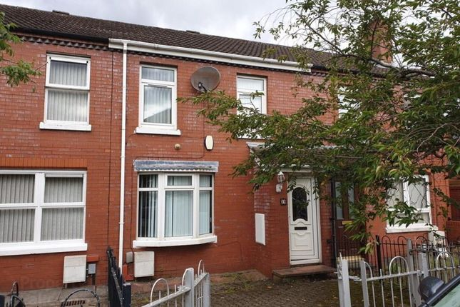 Thumbnail Terraced house to rent in Mount Street, Belfast