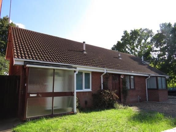 Thumbnail Bungalow for sale in Raddlebarn Road, Birmingham, West Midlands