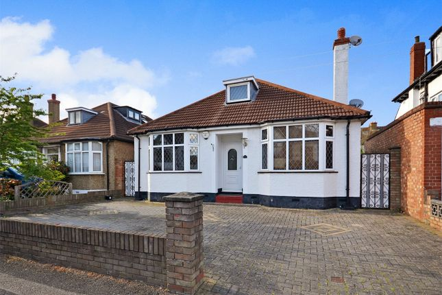 Thumbnail Detached bungalow for sale in Stilecroft Gardens, Wembley, Middlesex