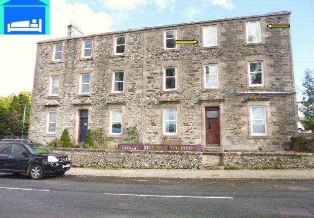 Property of Flat 2/1, 2 Eden Place, 179 High Street, Rothesay, Isle Of Bute PA20