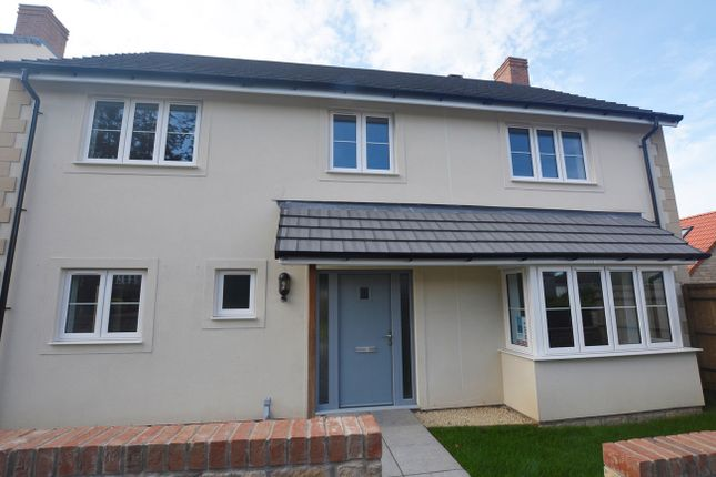 Thumbnail Detached house for sale in Pickford Fields, Chilcompton