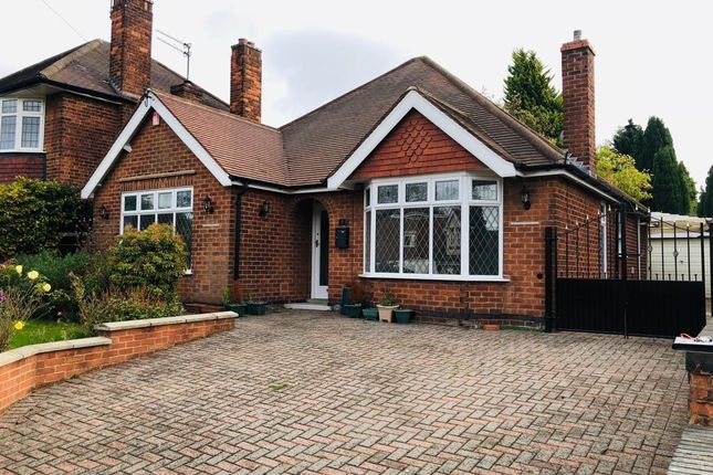 Thumbnail Bungalow to rent in King George V Avenue, Mansfield