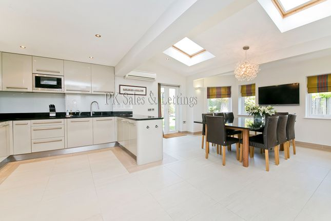 Thumbnail Detached house for sale in Sandringham Drive, Bexley, London