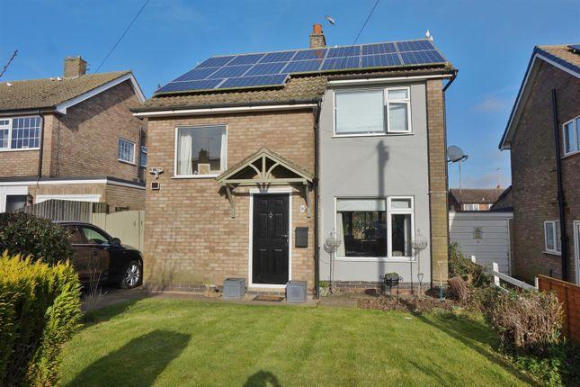 Thumbnail Detached house for sale in Mountbatten Road, Oakham