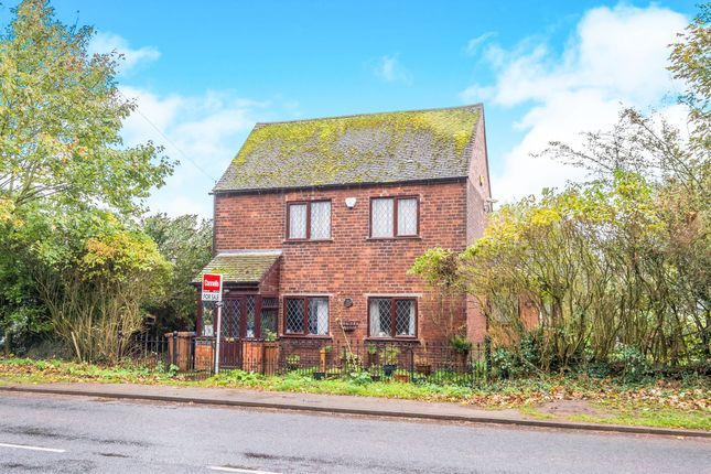 Thumbnail Detached house for sale in Tamworth Road, Lichfield