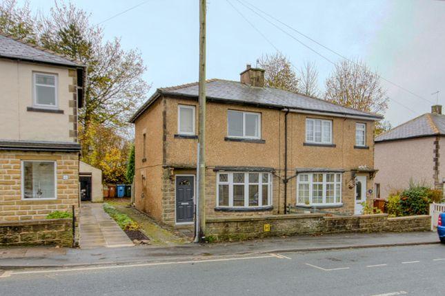 Thumbnail Semi-detached house for sale in Carleton Road, Skipton
