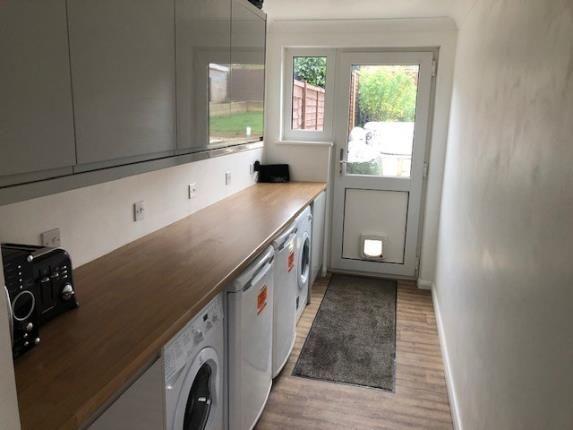 Utility Room of Harefield, Southampton, Hampshire SO18