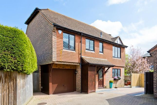Thumbnail Detached house for sale in Swan Close, South Chailey, Lewes