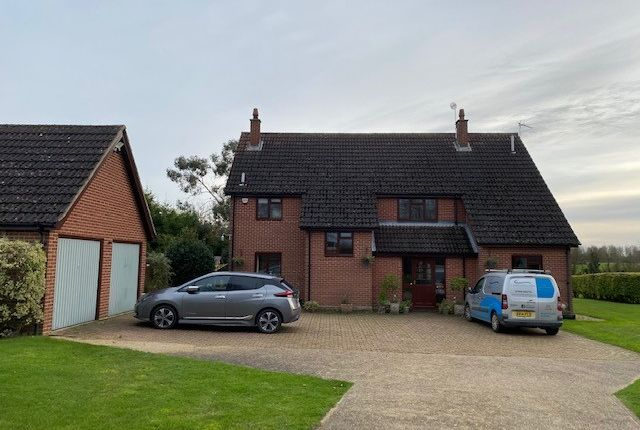 4 bed detached house to rent in Church Road, Crowfield, Ipswich IP6