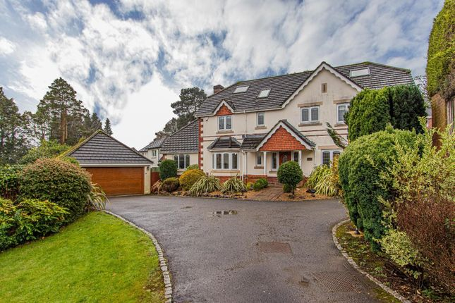 Detached house for sale in Sycamore House, The Glade, Lisvane