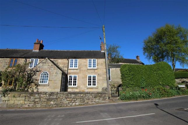 Thumbnail Cottage for sale in Town Street, Holbrook, Derbyshire