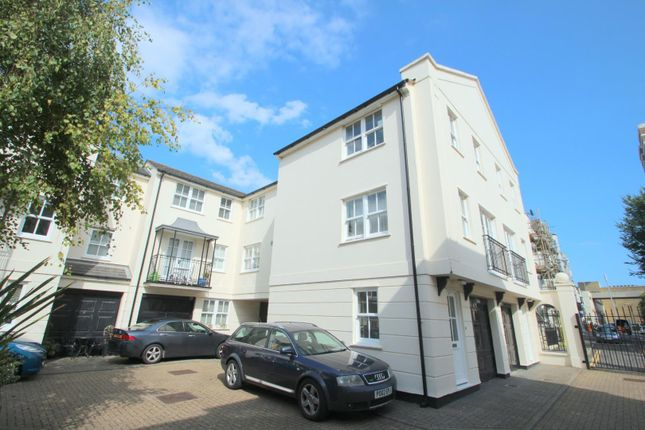 Exterior of Russell Mews, Brighton BN1