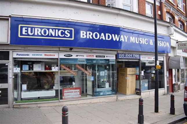 Thumbnail Retail premises for sale in The Broadway, Woodford Green, Essex