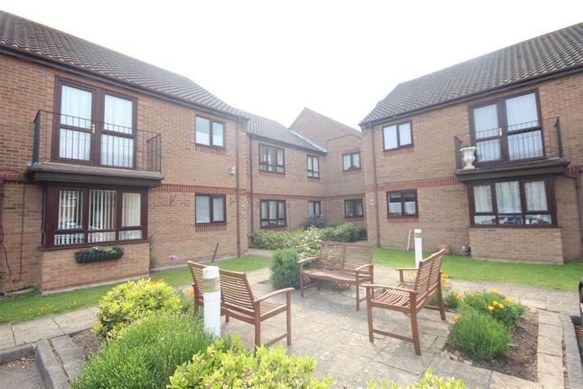 Flat for sale in Jack Branch Court, Wash Lane, Clacton-On-Sea
