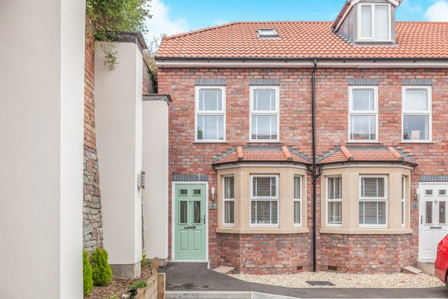 Thumbnail End terrace house for sale in North Street, Bedminster, Bristol