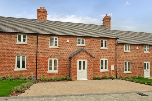 Thumbnail Terraced house for sale in William Ball Drive, Horsehay, Telford, Shropshire
