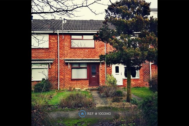 2 bed terraced house to rent in Magna Crescent, Rotherham S66