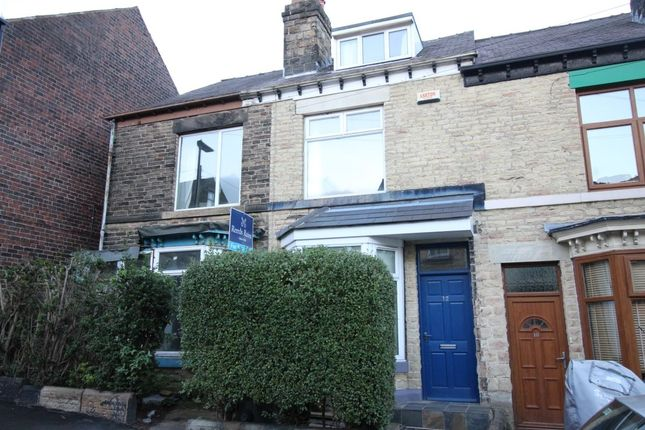 Thumbnail Terraced house for sale in Norris Road, Hillsborough, Sheffield