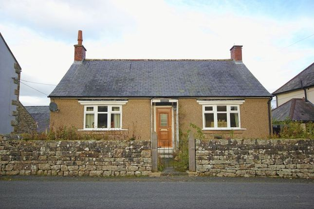 Thumbnail Bungalow for sale in Stannersburn, Hexham