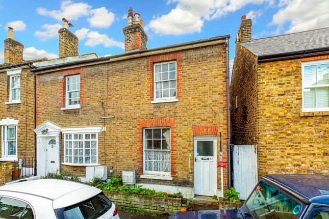 Thumbnail End terrace house for sale in Princes Road, Richmond