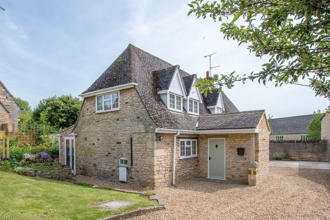 Thumbnail Cottage for sale in Tickencote, Stamford
