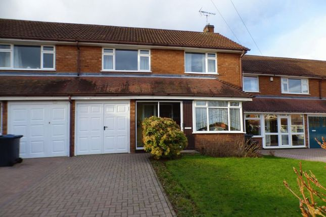 3 bed terraced house for sale in Naunton Close, Bournville Village Trust, Selly Oak