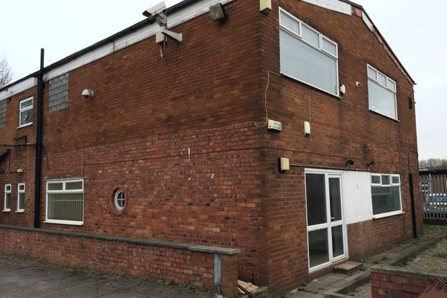 Thumbnail Land for sale in Ditton Street, Widnes, Merseyside