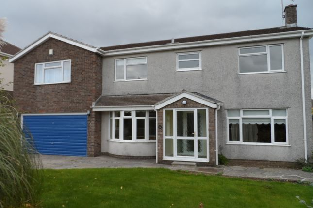 Thumbnail Detached house to rent in Rogers Lane, Bridgend