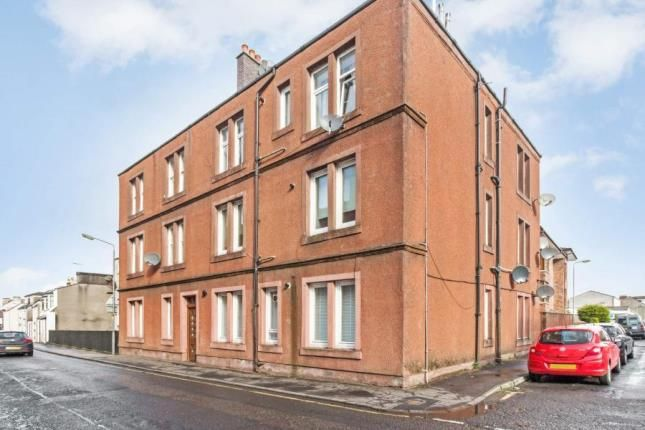 Thumbnail Flat for sale in Gateside Street, Largs, North Ayrshire