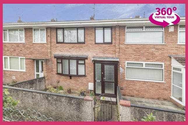 Thumbnail Terraced house for sale in Shannon Close, Bettws, Newport