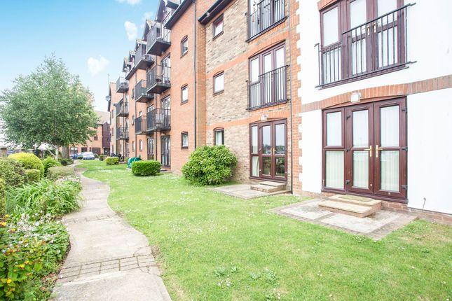 Thumbnail Flat for sale in Terrace Lane, London Road, King's Lynn