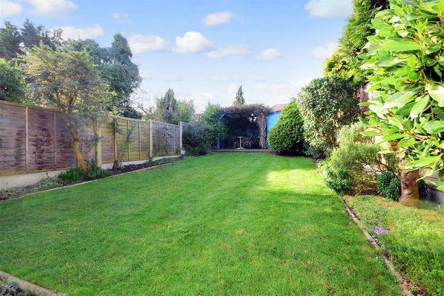 Rear Garden of Greenstead Gardens, Woodford Green, Essex IG8