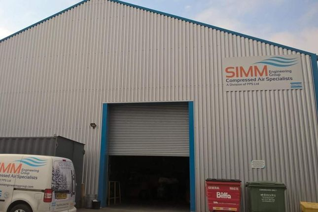 Thumbnail Light industrial to let in Simm Mining, Jessell Street, Sheffield