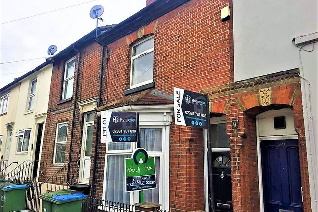 Thumbnail 5 bed terraced house for sale in Lodge Road, Southampton