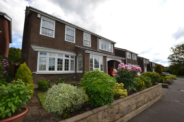 Thumbnail Detached house for sale in Grosvenor Court, Newcastle Upon Tyne