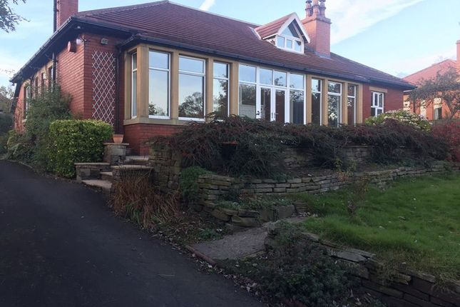 Thumbnail Detached bungalow to rent in Branch Lane, Huddersfield