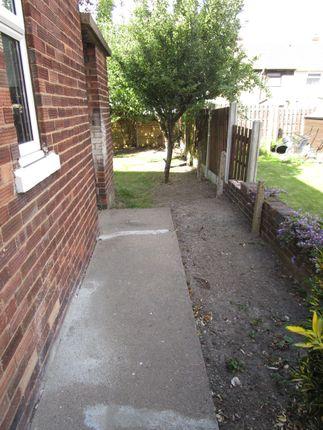 Side Of Property of Storey Street, Swinton, Mexborough S64