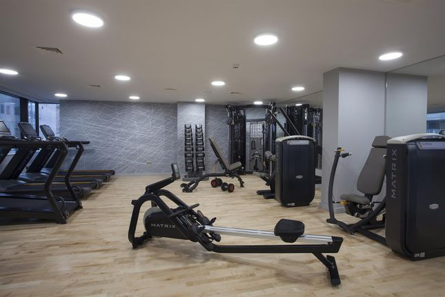 Gym 2 of City Suites, Chapel Street, Salford M3