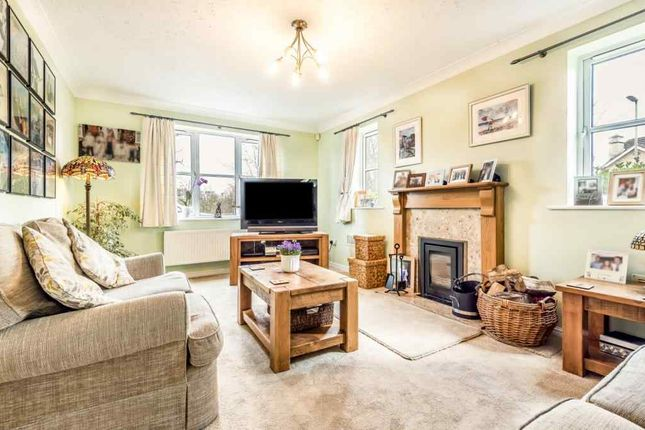 Living Room of Hazel Close, Colden Common, Winchester SO21