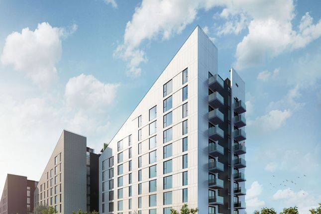 Thumbnail Flat for sale in Springfield Lane, Salford, Manchester