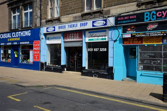 Thumbnail Commercial property for sale in Portobello High Street, Portobello, Edinburgh