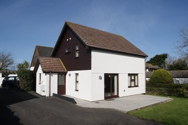 Thumbnail Detached house for sale in Towan, Padstow, Cornwall