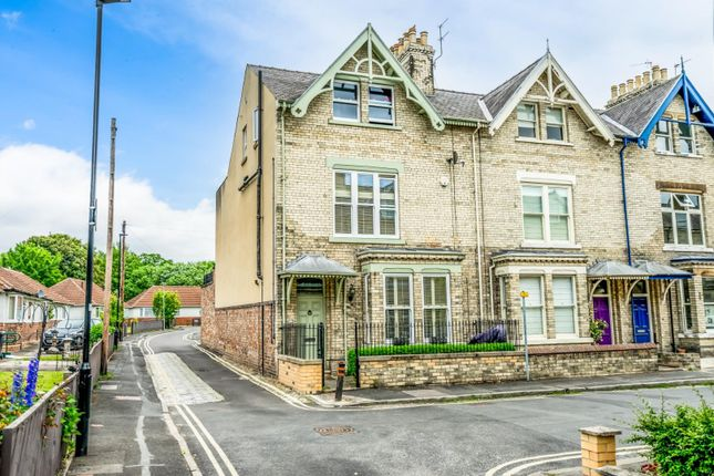 5 bed end terrace house for sale in Feversham Crescent, York YO31