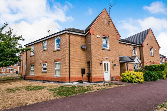 Thumbnail Maisonette for sale in Hermitage Way, Wootton, Northampton