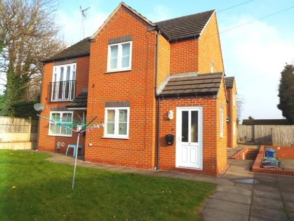 Thumbnail Flat for sale in Helens Court, Hednesford, Cannock, Staffordshire