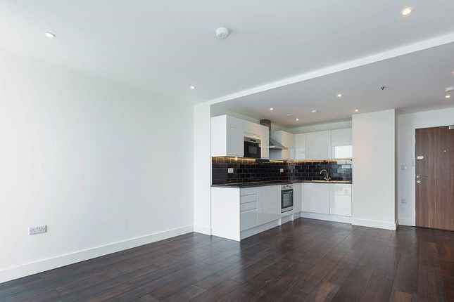 Thumbnail Flat to rent in Christchurch Road, London SW19, London,